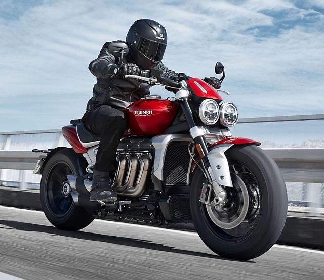 Triumph gây choáng với Rocket dung tích 2.500cc - 4