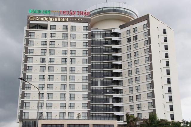 Cận cảnh khách sạn 5 sao bị rao bán 500 tỷ đồng ở Phú Yên - 4