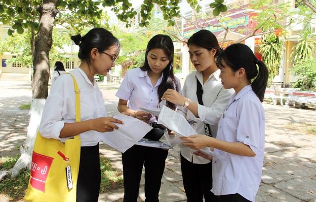 Phú Yên: Thêm 7 thí sinh đỗ tốt nghiệp THPT sau khi phúc khảo bài thi - 1