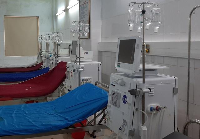 Sở Y tế Nghệ An báo cáo lên Bộ Y tế vụ 6 bệnh nhân sốc khi chạy thận - 1