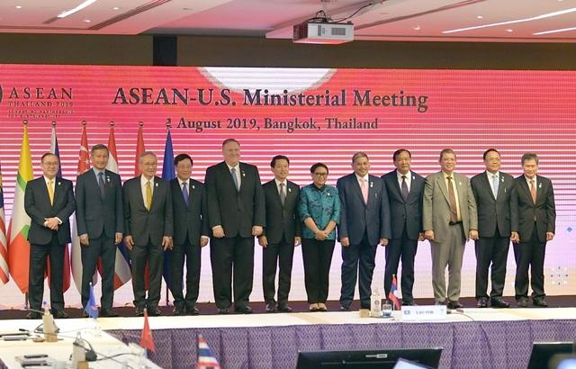 Căng thẳng Biển Đông: Mỹ đề nghị ASEAN kiên quyết - 1