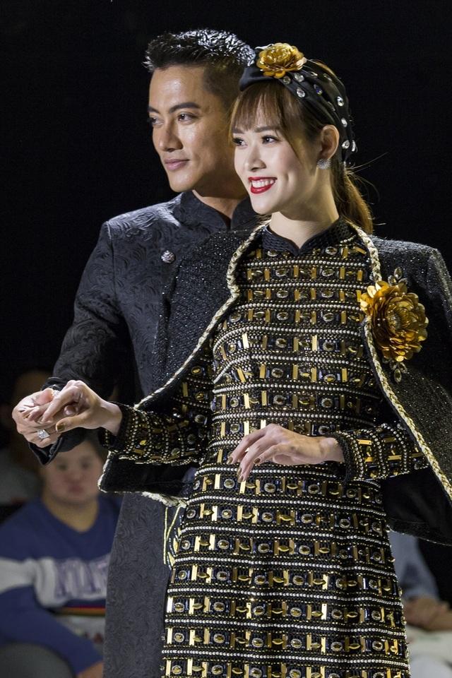 NSND Hồng Vân cùng dàn sao phim đình đám bất ngờ làm người mẫu - 6