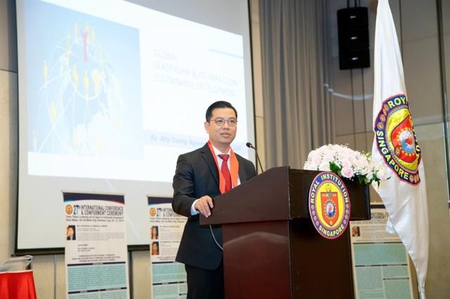 Hàng trăm lãnh đạo cấp cao quốc tế quy tụ tại hội thảo do Royal Institution phối hợp cùng Brian Tracy Training Vietnam tổ chức - 3