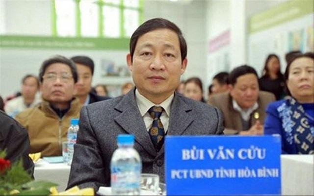 Vụ gian lận điểm thi ở Hòa Bình: Cảnh cáo Phó Chủ tịch tỉnh Bùi Văn Cửu - 1