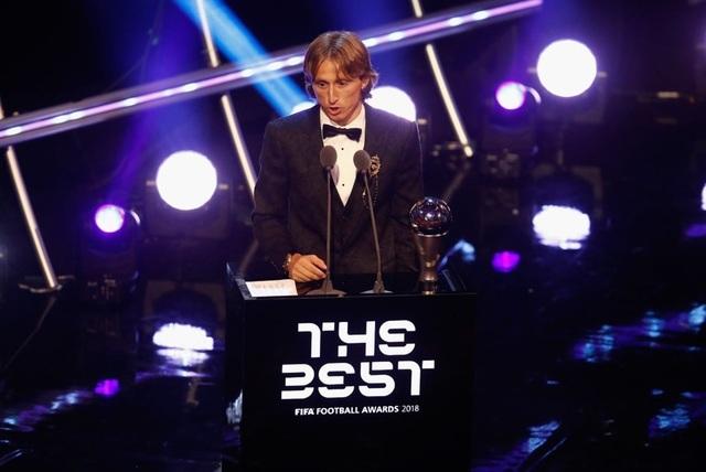 Đề cử giải Cầu thủ xuất sắc nhất thế giới: Thiếu vắng Luka Modric - 1