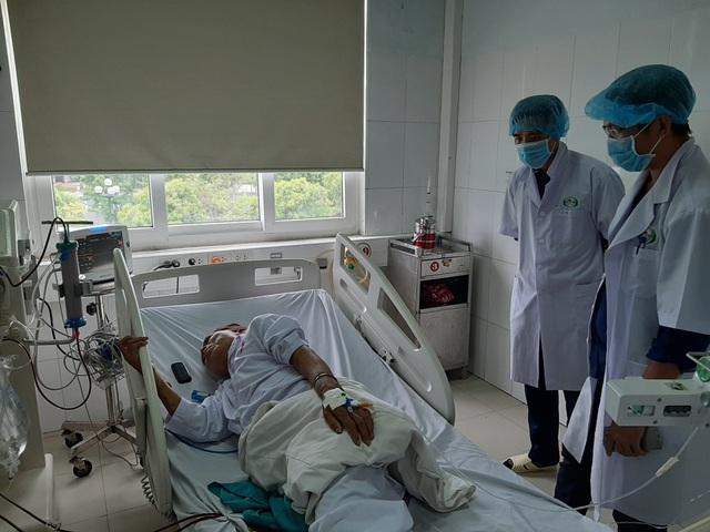 Sở Y tế Nghệ An báo cáo lên Bộ Y tế vụ 6 bệnh nhân sốc khi chạy thận - 2