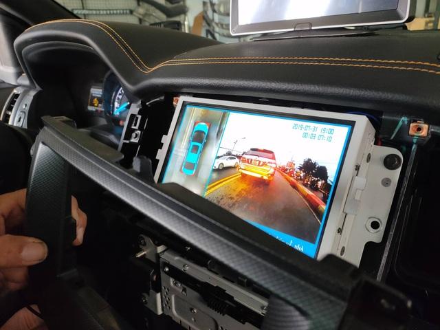 Độ camera 360 độ cho ô tô, đừng tự lắp rồi ôm hận - 1