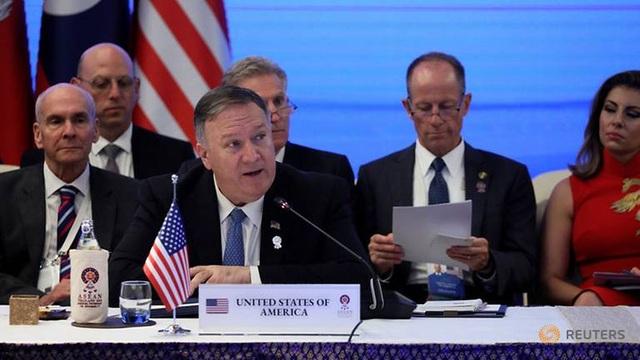 Ngoại trưởng Mỹ chỉ trích các dự án đập thủy điện của Trung Quốc trên sông Mekong - 1
