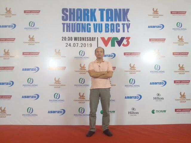 Gặp người muốn mượn ô tô Vinfast khi tham dự Shark Tank mùa 3 - 1