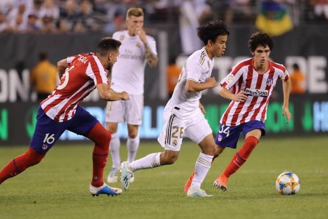 Real Madrid thua liểng xiểng: Zidane đã hết phép? - 1