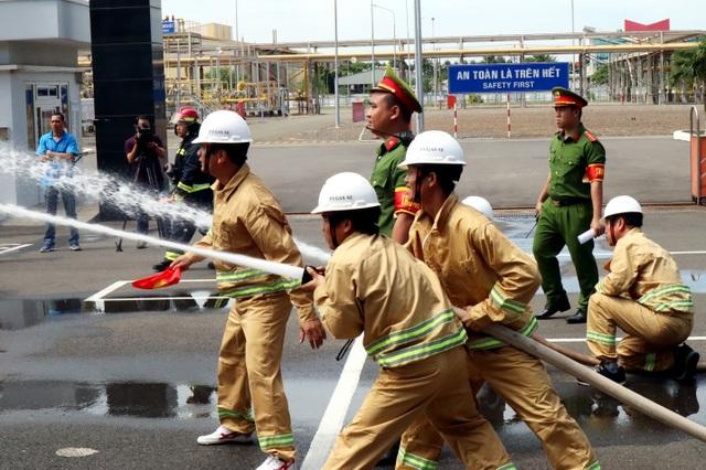 KĐN tổ chức Hội thi An toàn – Phòng cháy chữa cháy năm 2019 - 2