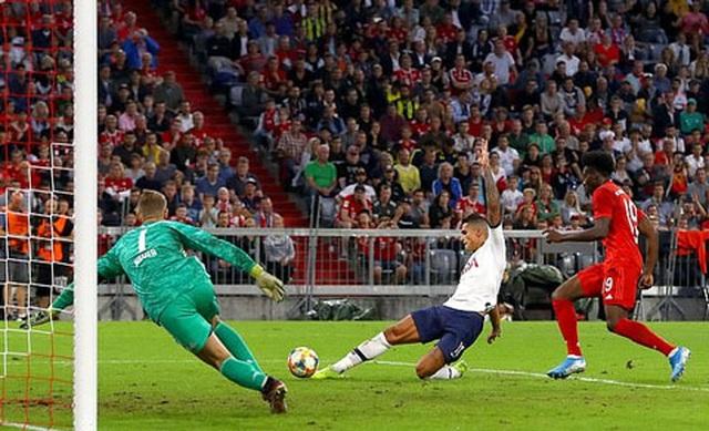 Bayern Munich ngậm ngùi nhìn Tottenham vô địch Audi Cup - 1