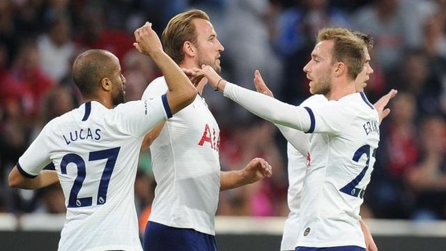 Bayern Munich ngậm ngùi nhìn Tottenham vô địch Audi Cup - 2