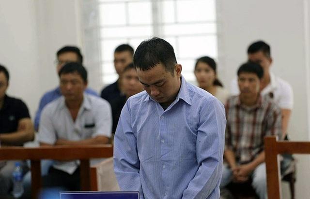 Hà Nội: Gã trai sát hại vợ được nhà ngoại xin giảm án - 1