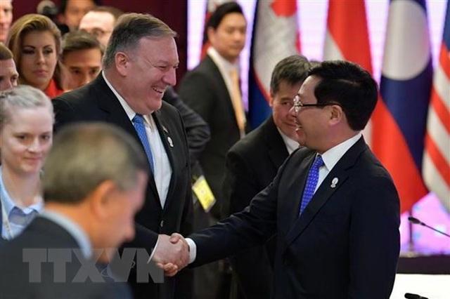 Căng thẳng Biển Đông: Mỹ đề nghị ASEAN kiên quyết - 2