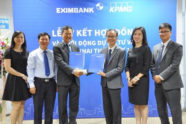 Ngân hàng Eximbank triển khai dự án tư vấn và thực hiện thông tư 13 với sự tư vấn trọn gói của KPMG - 1