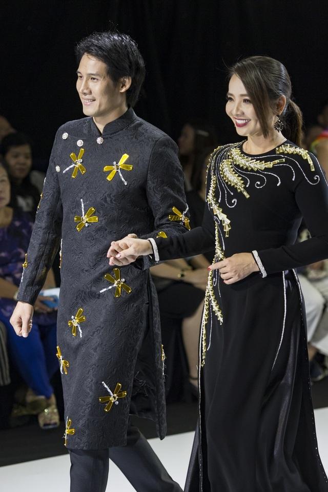 NSND Hồng Vân cùng dàn sao phim đình đám bất ngờ làm người mẫu - 4