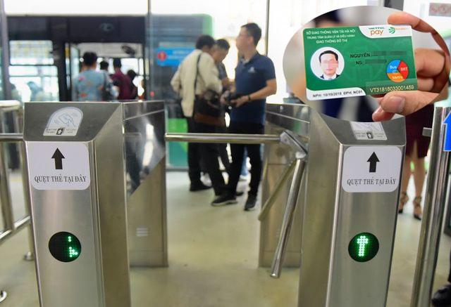 Hà Nội tạm dừng sử dụng thẻ vé điện tử thông minh tuyến buýt nhanh - 1