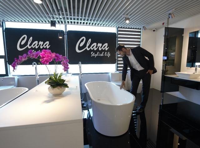 Trải nghiệm sự sang trọng và đẳng cấp của thiết bị vệ sinh cao cấp Clara cùng Chad Winston - 8