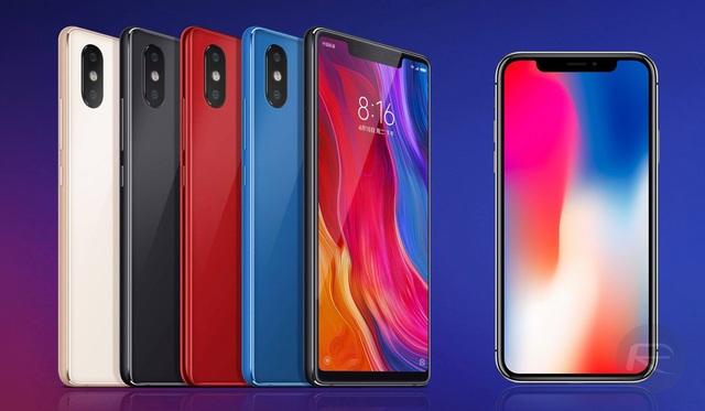 Xiaomi có thể vượt Apple trở thành nhà sản xuất smartphone lớn thứ 3 thế giới - 1