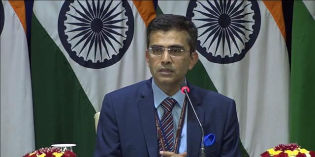 Ấn Độ kêu gọi tuân thủ luật pháp quốc tế tại Biển Đông - 1