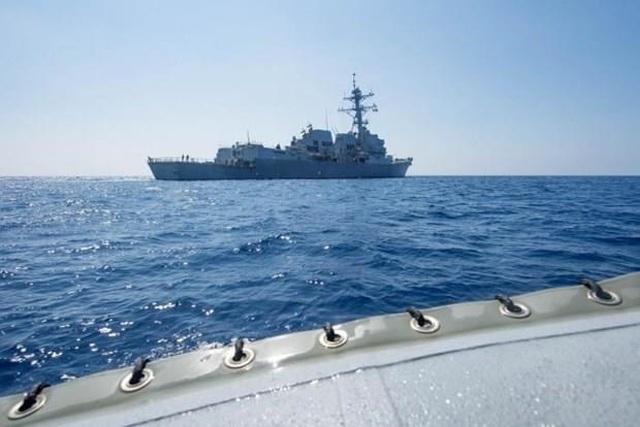 Chuyên gia quốc tế lo ngại ý đồ độc chiếm Biển Đông tại hội thảo CSIS - 1