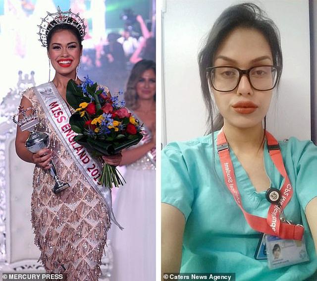 Hoa hậu có hai bằng Đại học, IQ 146, trở thành bác sĩ ngay sau đăng quang - 3