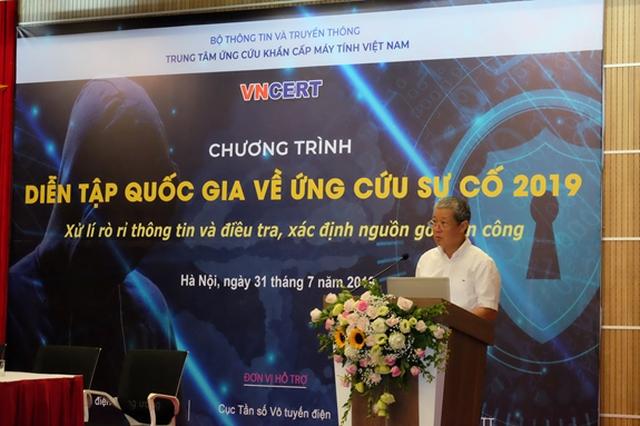 Thứ trưởng Nguyễn Thành Hưng