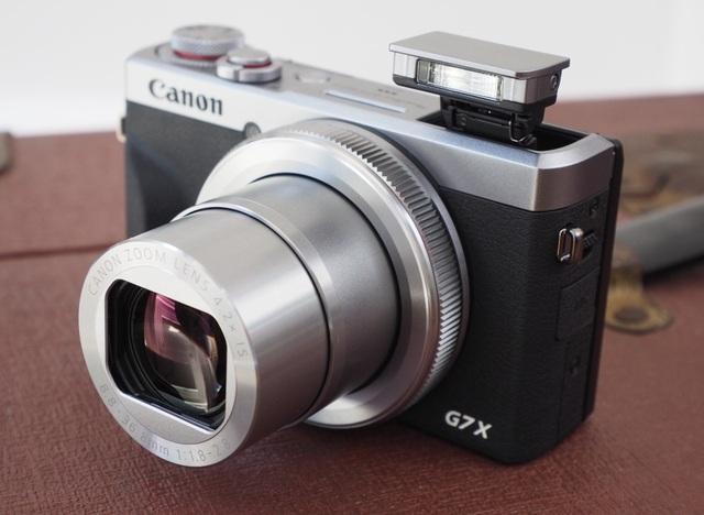 Canon bán bộ đôi máy ảnh compact hướng đến các Vlogger, giá từ 25 triệu đồng - 2