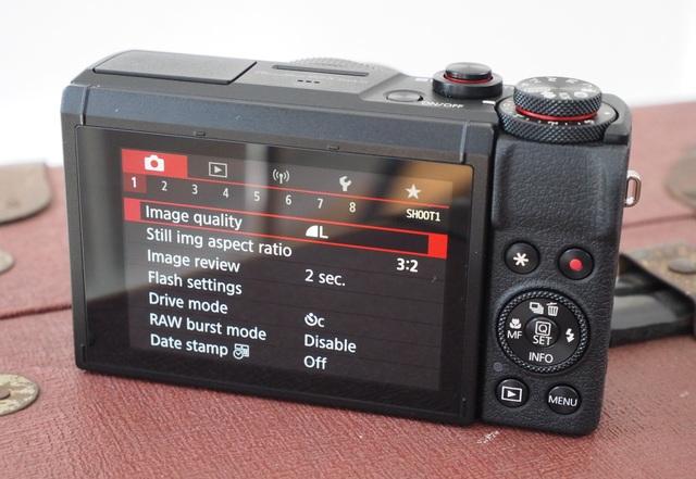 Canon bán bộ đôi máy ảnh compact hướng đến các Vlogger, giá từ 25 triệu đồng - 3