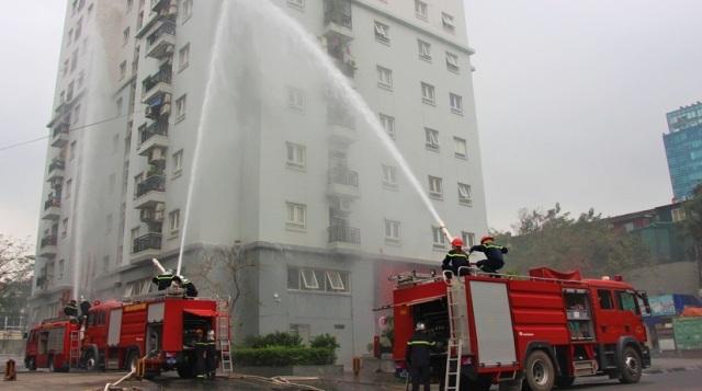 Hà Nội: Chuyển hồ sơ 7 công trình vi phạm phòng cháy chữa cháy sang Viện Kiểm sát - 1