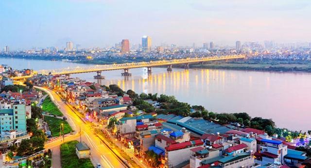 Hà Nội sắp có quy hoạch phân khu đô thị sông Hồng - 1