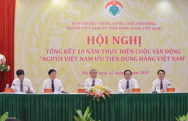 Thường trực Ban Bí thư: Tự hào khi hàng Việt vươn ra nước ngoài - 1