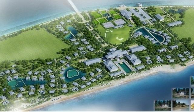 Quảng Ngãi: Hàng loạt dự án du lịch chậm tiến độ - 1