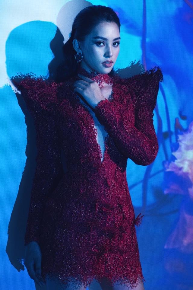 NTK Lê Ngọc Lâm tiết lộ cá tính trái ngược giữa Hoa hậu Đỗ Mỹ Linh, Tiểu Vy - 7