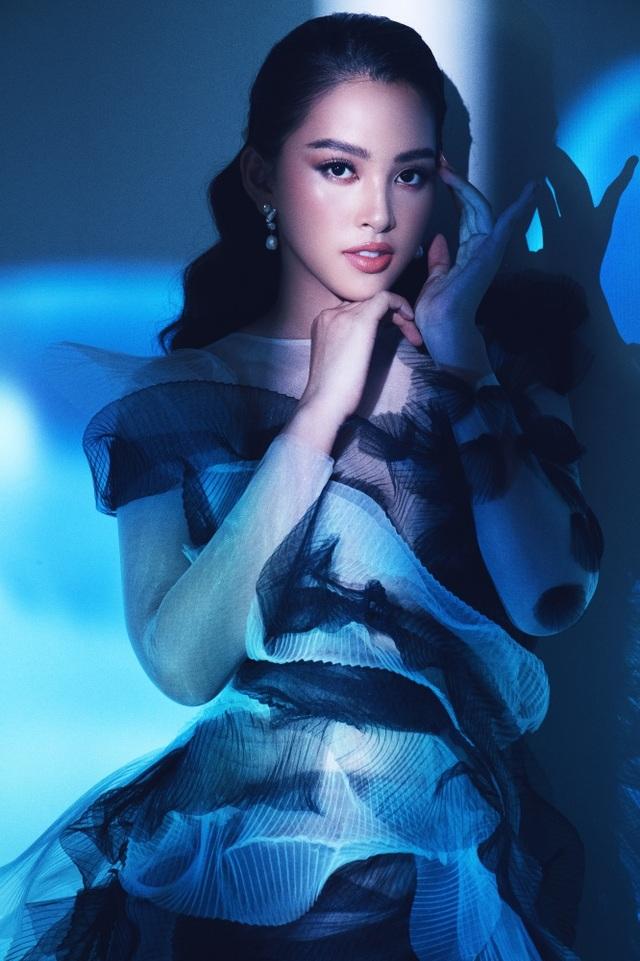 NTK Lê Ngọc Lâm tiết lộ cá tính trái ngược giữa Hoa hậu Đỗ Mỹ Linh, Tiểu Vy - 8