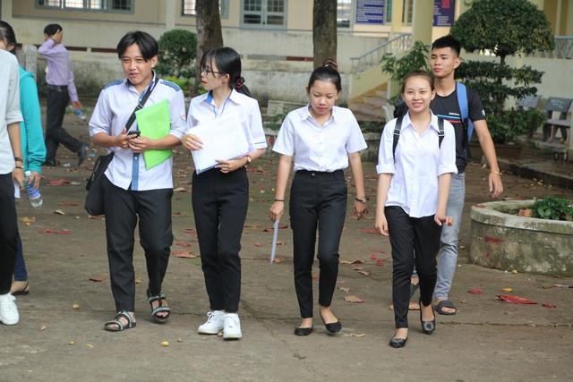 Đắk Lắk: Sau phúc khảo, thêm 23 thí sinh đỗ tốt nghiệp - 1