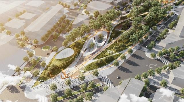 TPHCM: Cải tạo công viên 23/9 thành điểm đến không ngủ - 1