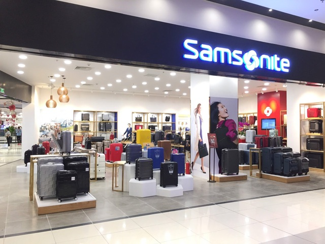 Samsonite ưu đãi hè 2019 tại Việt Nam - 4