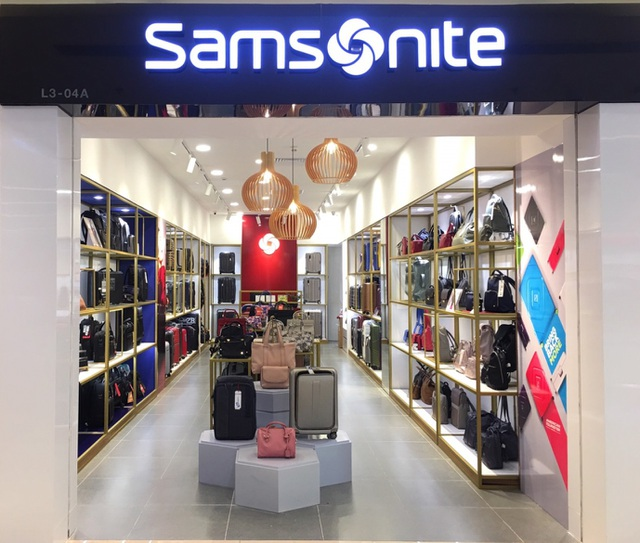 Samsonite ưu đãi hè 2019 tại Việt Nam - 5