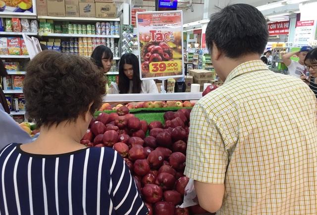 Tác động thương chiến Mỹ-Trung: Tôm, cua, hoa quả Mỹ về VN với giá rẻ bất ngờ - 4