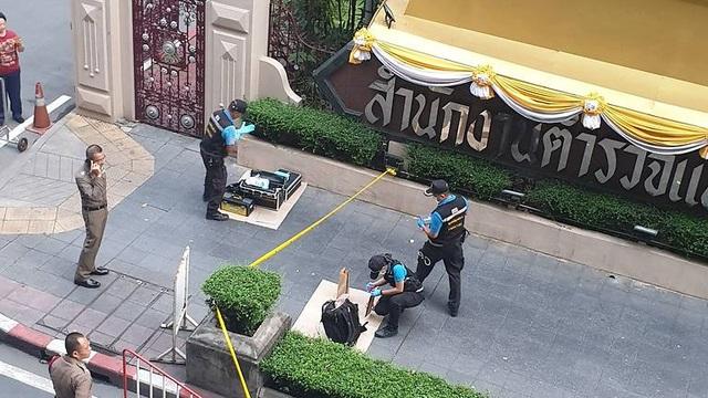 Nổ liên tiếp tại trung tâm thủ đô của Thái Lan - 2
