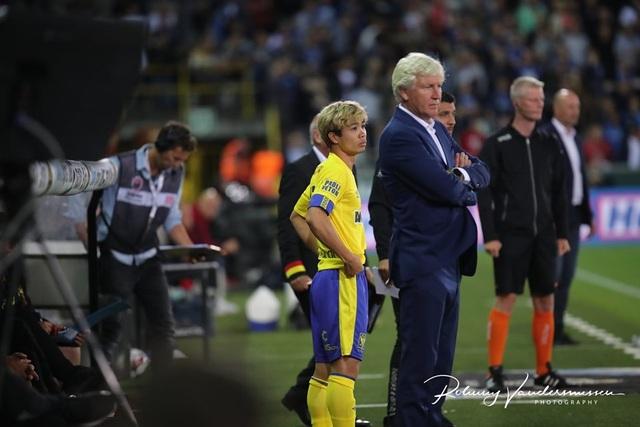Những khoảnh khắc Sint Truidense thua đậm Club Brugge trong ngày Công Phượng ra mắt - 18
