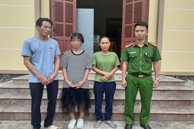 Nữ sinh thi trượt lớp 10 bỏ nhà đi hơn 1 tháng được tìm thấy ở Hà Nội - 2