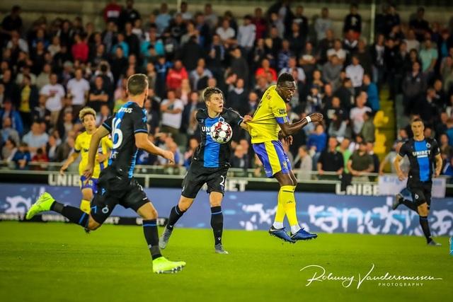 Những khoảnh khắc Sint Truidense thua đậm Club Brugge trong ngày Công Phượng ra mắt - 7