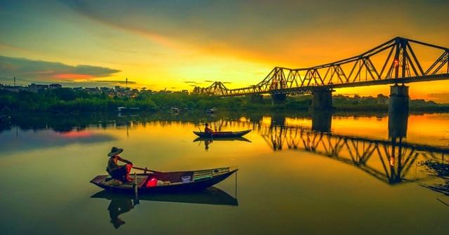 Sông Hồng nằm trong những tour du lịch đường sông tuyệt vời nhất thế giới - 1