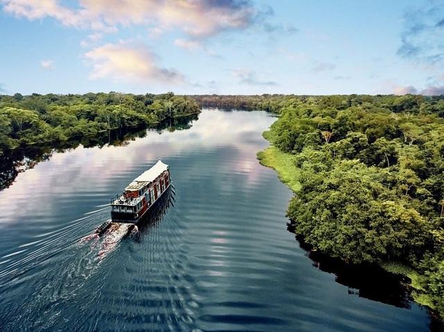 Sông Hồng nằm trong những tour du lịch đường sông tuyệt vời nhất thế giới - 7