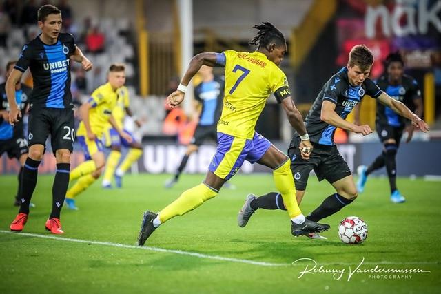 Những khoảnh khắc Sint Truidense thua đậm Club Brugge trong ngày Công Phượng ra mắt - 6