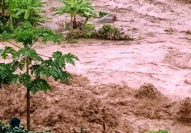 Thanh Hóa: 14 người mất tích do ảnh hưởng mưa bão - 5