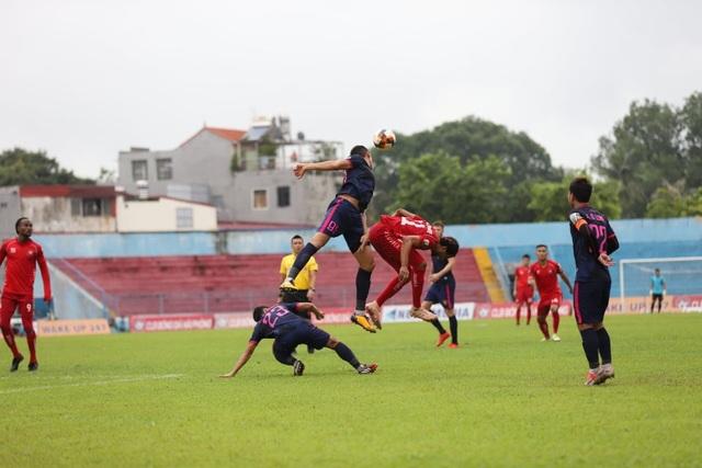 Đá hỏng 11m, CLB Hải Phòng trắng tay phút cuối trước Sài Gòn FC - 2